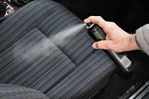 Антистатики для сидений авто