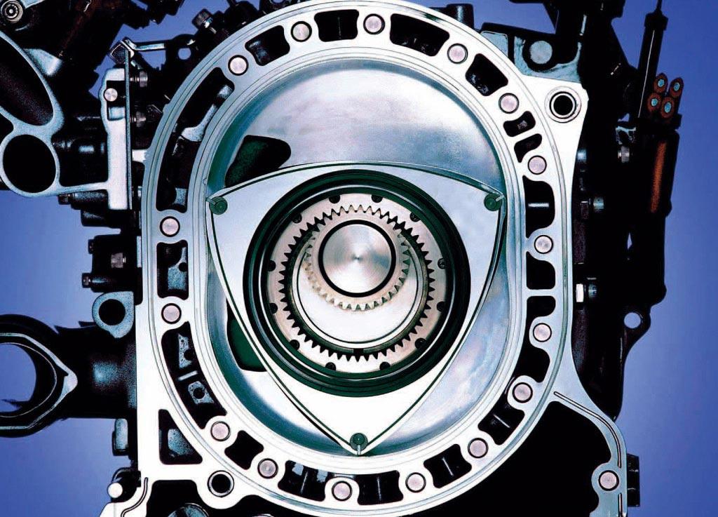 Автомобильные роторно-поршневые двигатели