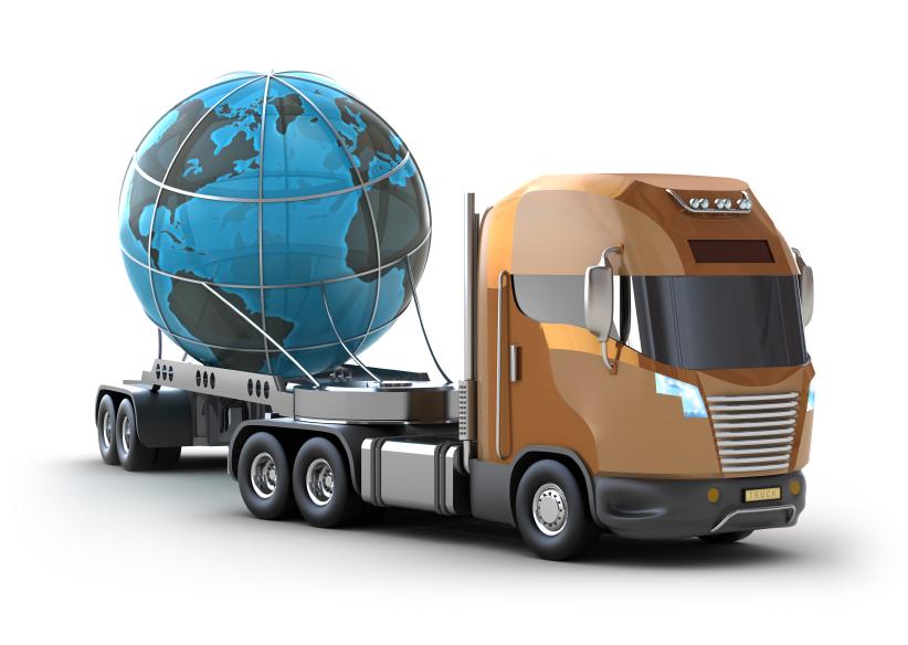 Автоперевозка негабаритных грузов