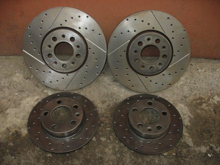 балансировка тормозных дисков