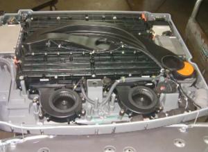 Батарея для гибридного двигателя
