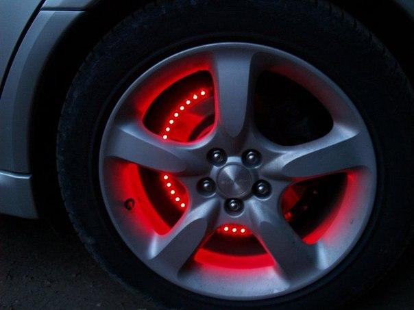Беспроводная подсветка дисков