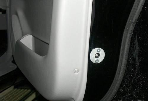 Блокираторы дверей автомобиля