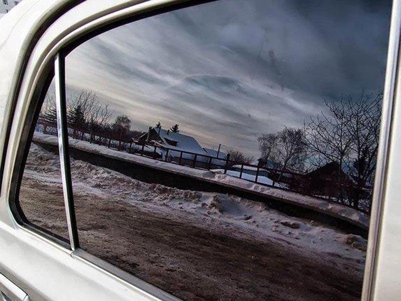 Цена тонировки стекол автомобиля