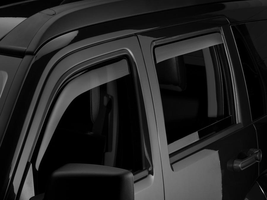 Значение дефлектора бокового стекла