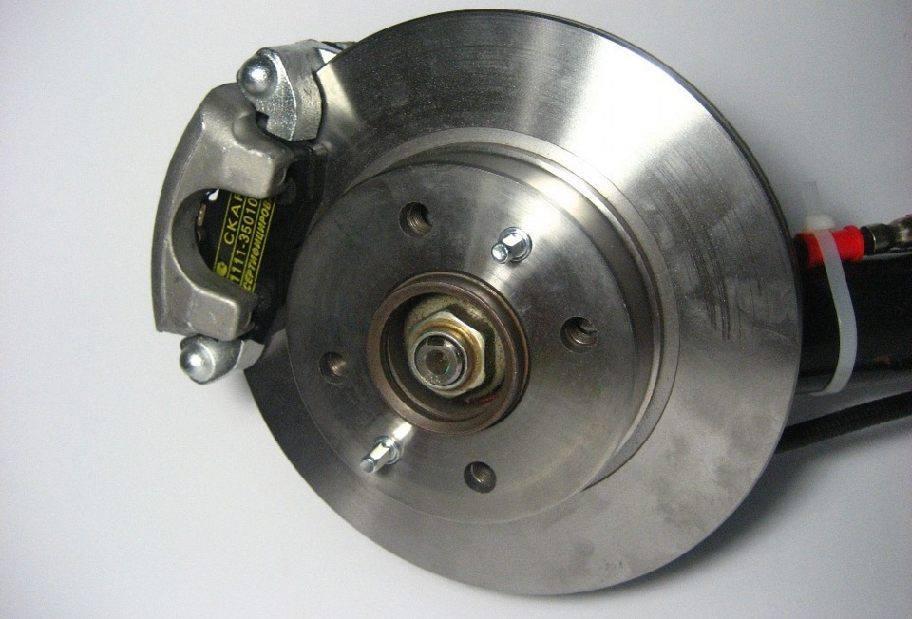 дисковые тормоза ваз