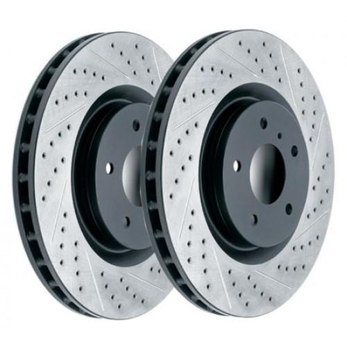 Достоинства дисковых тормозов