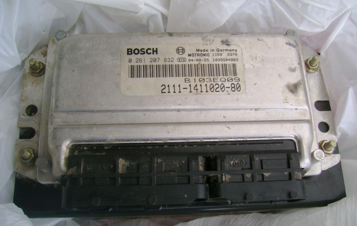 ЭБУ Bosch аналог российского ЭБУ