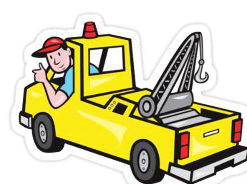 Эвакуатор с автомобилем