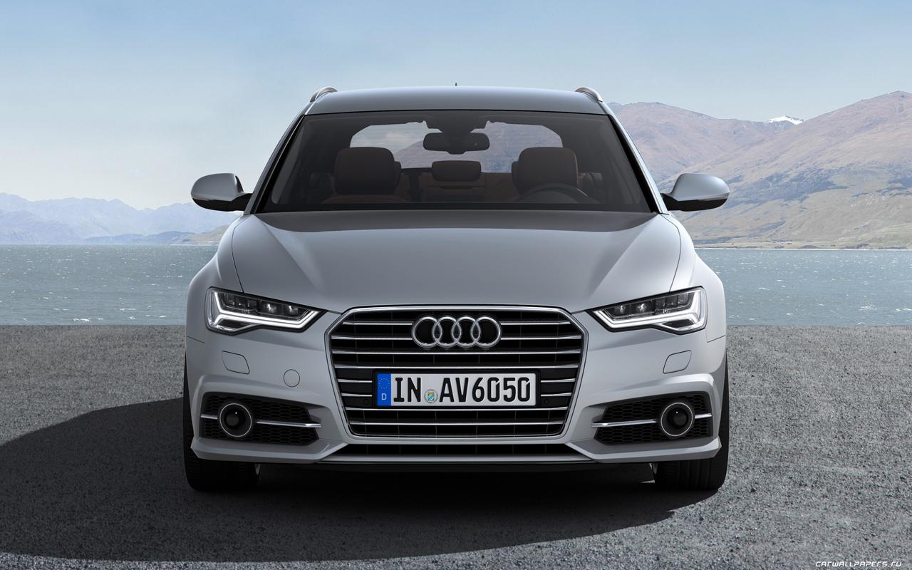 Фотография автомобиля Audi A6