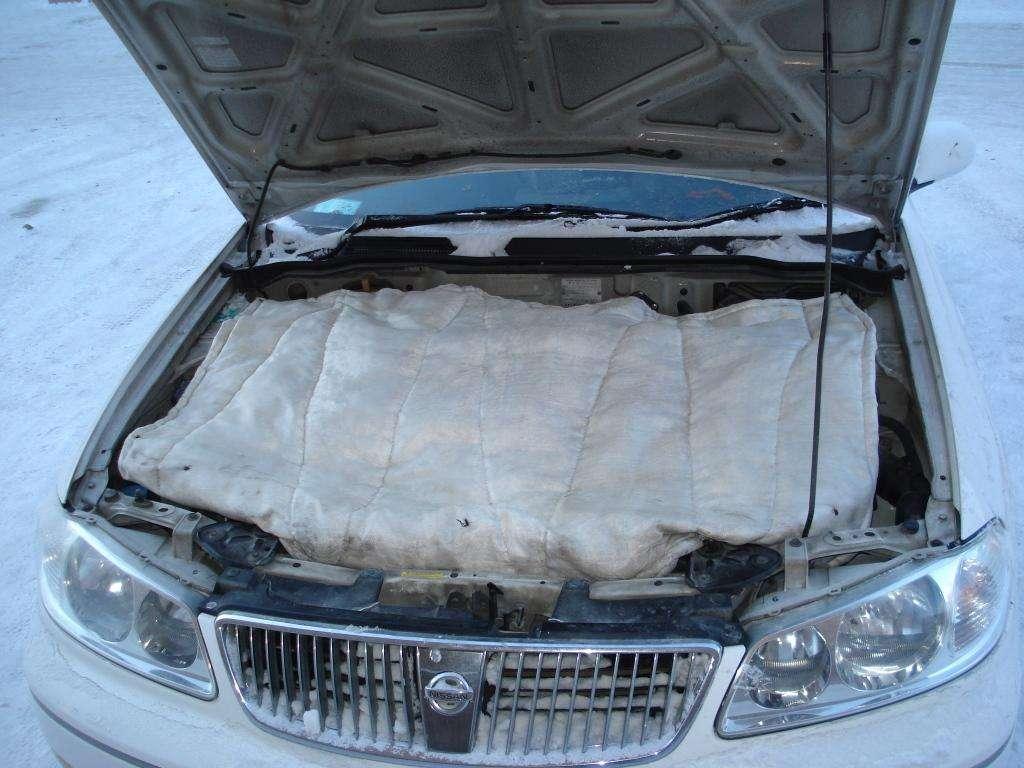Используйте одеяло только при минусовой температуре