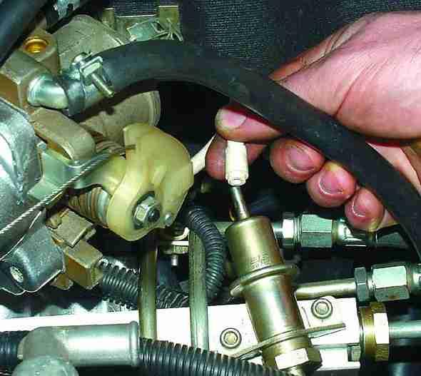 Как проверить инжектор ВАЗ 2110