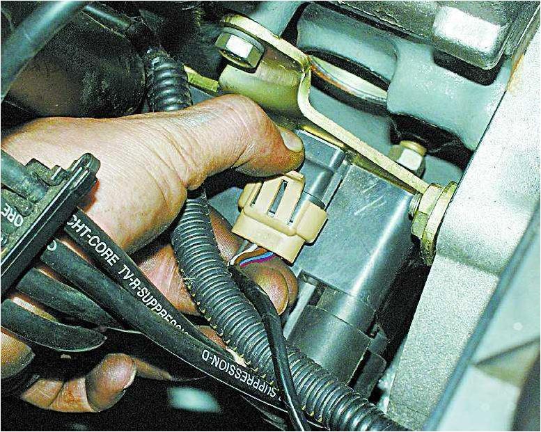 Как проверить модуль зажигания ВАЗ 2110