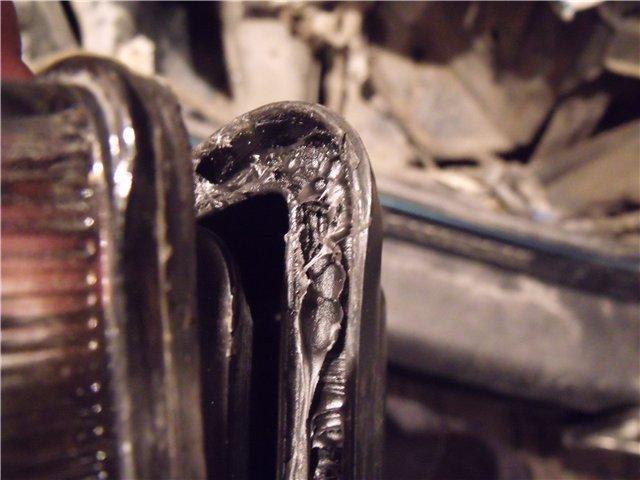 Как удалить герметик с фары