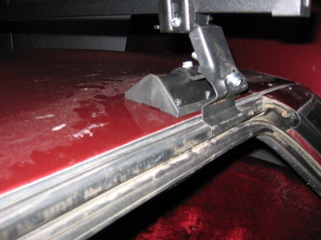 Как установить багажник на крышу ВАЗ 2110
