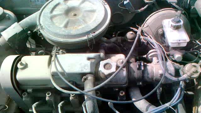 Карбюраторный Двигатель Ваз 2110