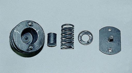 Конструкция подушек двигателя