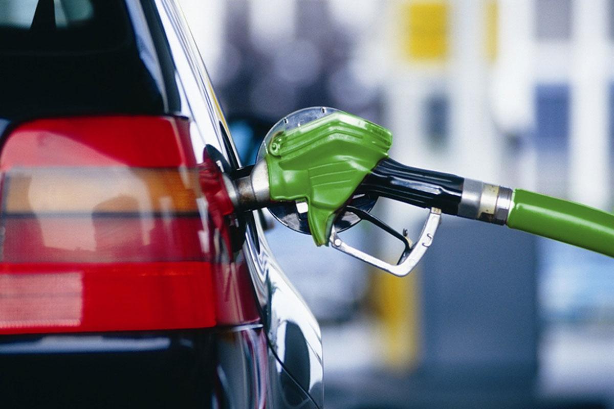 Контрольная заправка топливом
