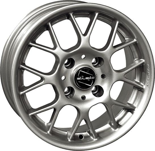 Легкосплавный литой колесный диск