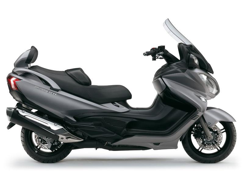 Макси-скутер Suzuki Burgman AN400