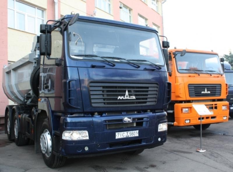 МАЗ переходит на выпуск грузовиков
