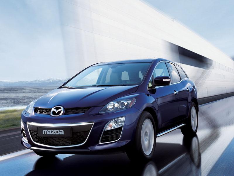Характеристики Mazda CX-7