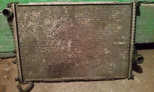 Неисправный радиатор охлаждения
