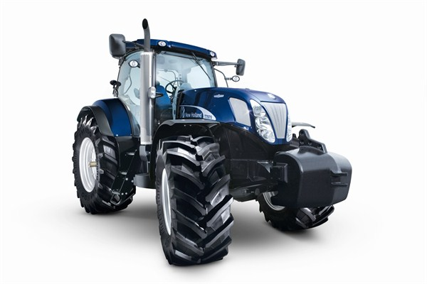 Тракторы от New Holland