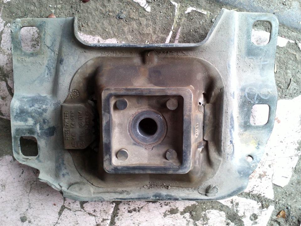 Опора двигателя что это