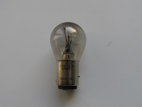 Перегорела лампа стоп-сигнала