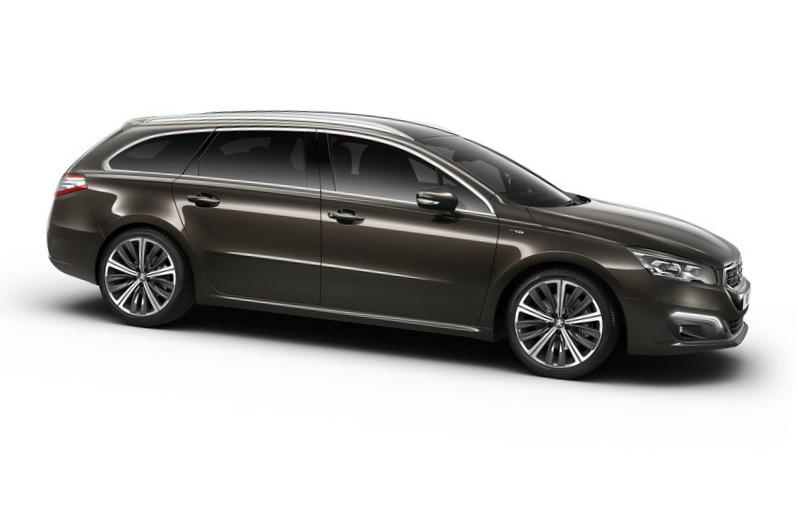 Peugeot 508 технические характеристики