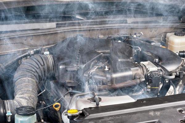 Почему перегревается двигатель автомобиля