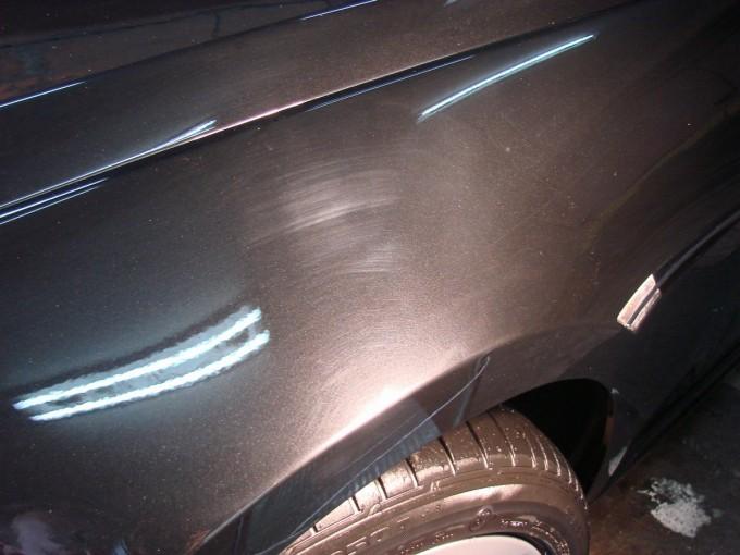 Полироль для кузова автомобиля от царапин