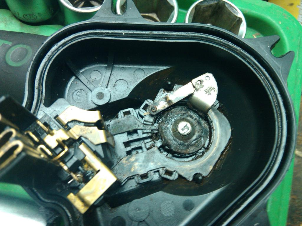 Ремонт моторчика стеклоочистителя