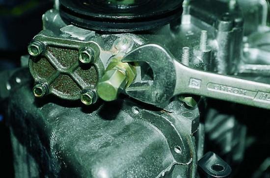Ремонт редукционного клапана