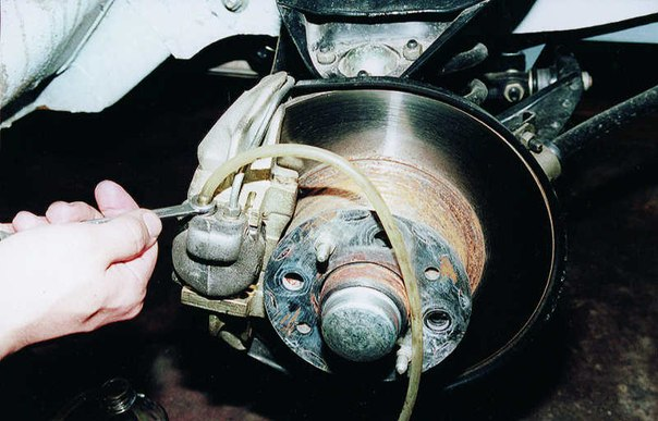 Ремонт тормозной системы ВАЗ 2109