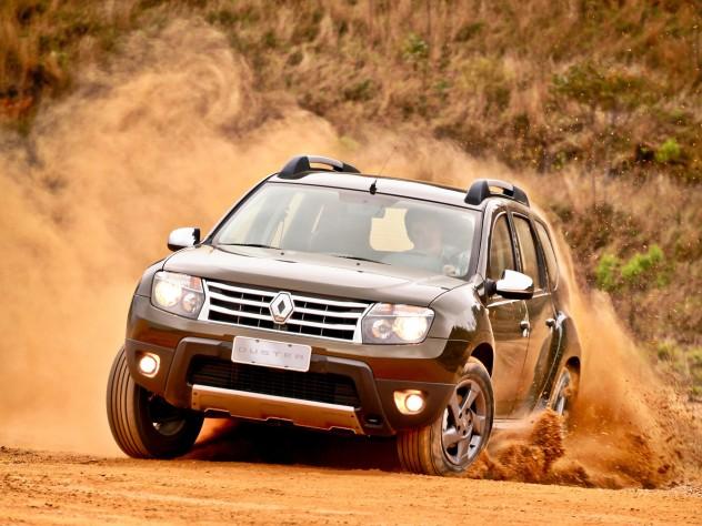 Renault Duster технические характеристики