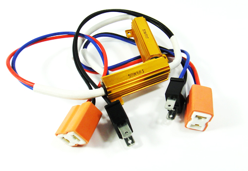 Резисторы для светодиодных противотуманных фар