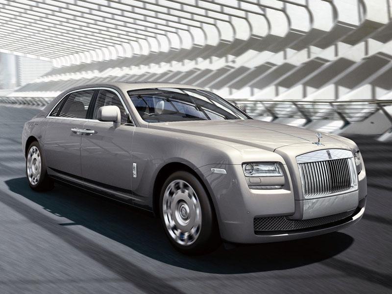 Седан Rolls-Royce Ghost