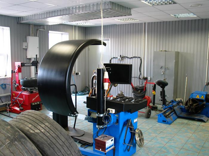 Спрос на услуги шиномонтажных мастерских
