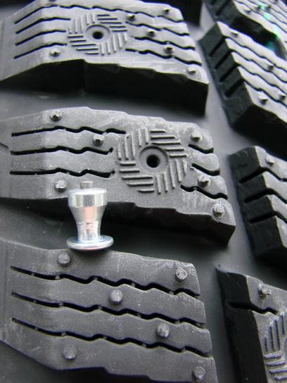 Шипы для шиповки шин - какие выбрать