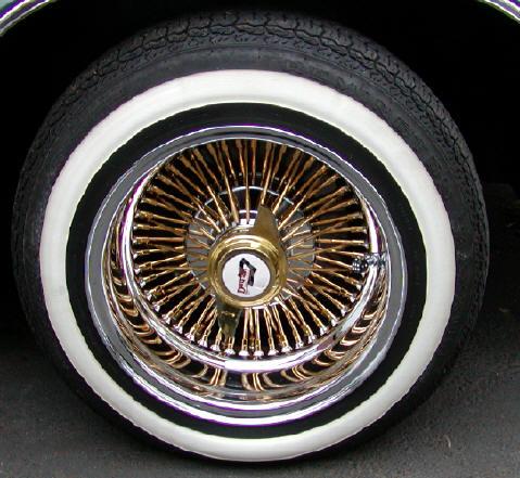 Спицевые диски