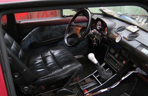 Тюнинг салона автомобиля своими руками