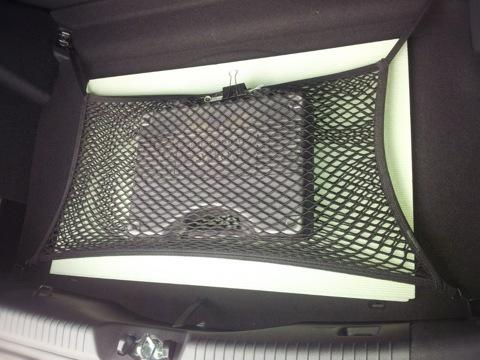 Универсальная сетка в багажник