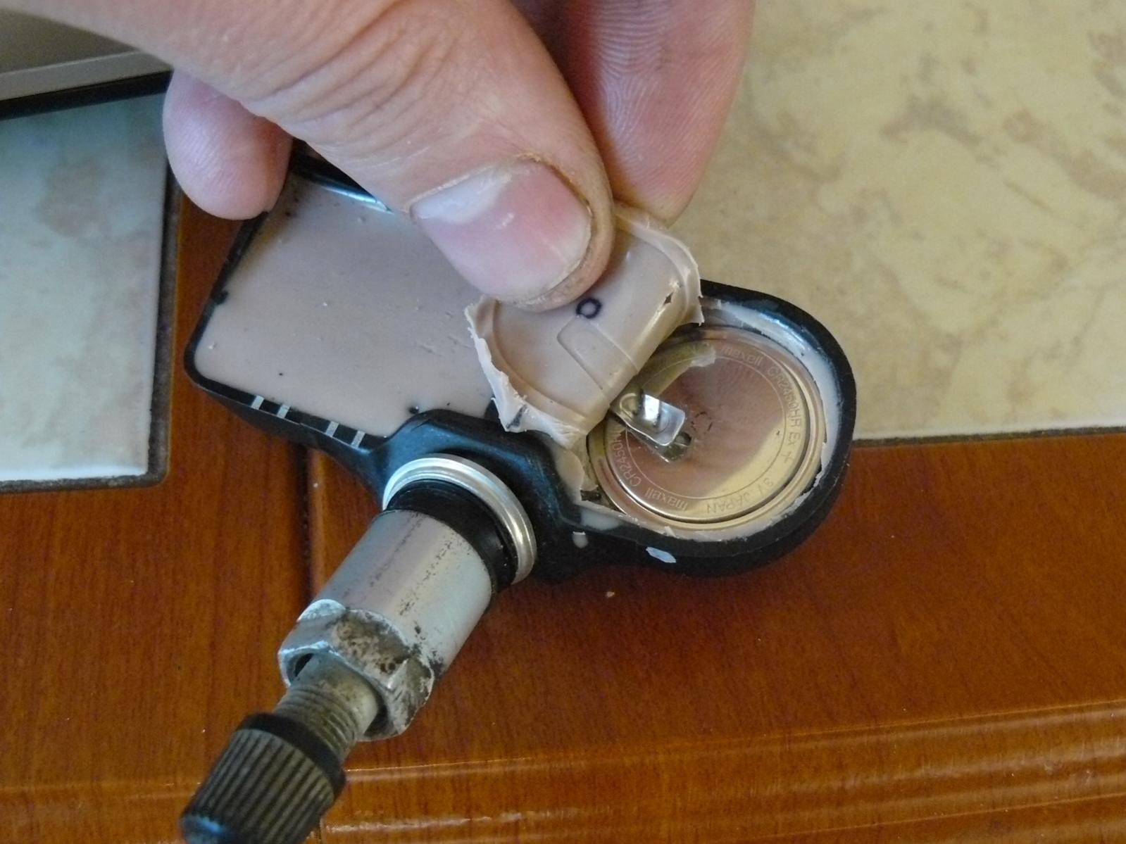 Устройство электронного датчика давления