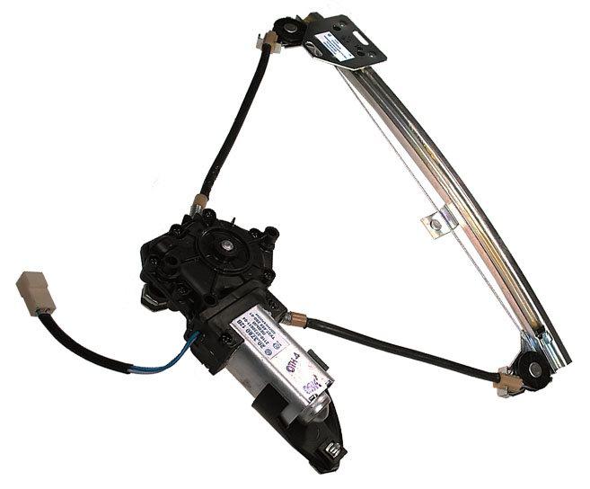 Виды электростеклоподъемников на ВАЗ 2110