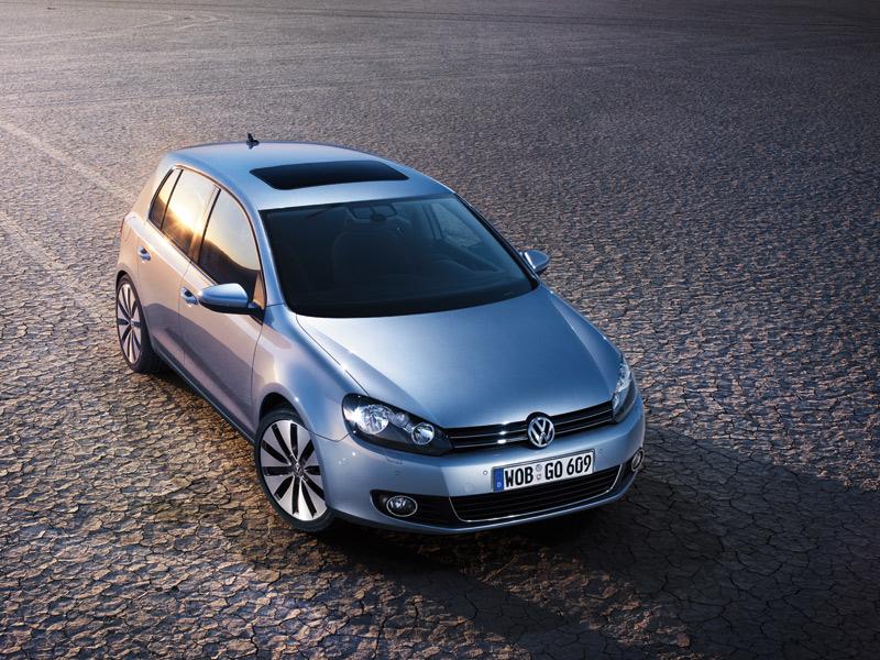 Техобслуживание Volkswagen Golf