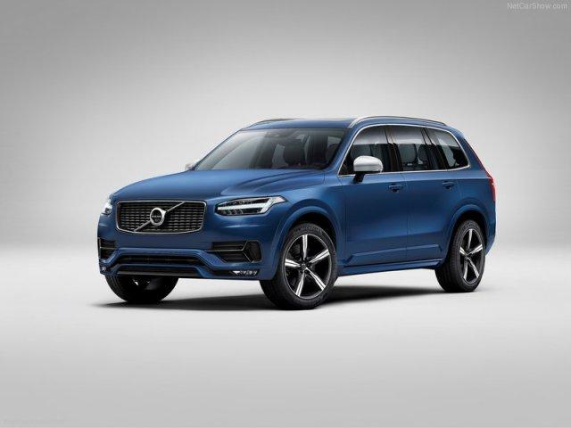 Volvo отзывает внедорожники XC90