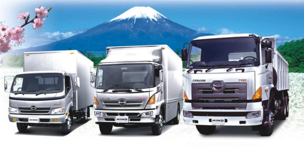 Японские грузовики