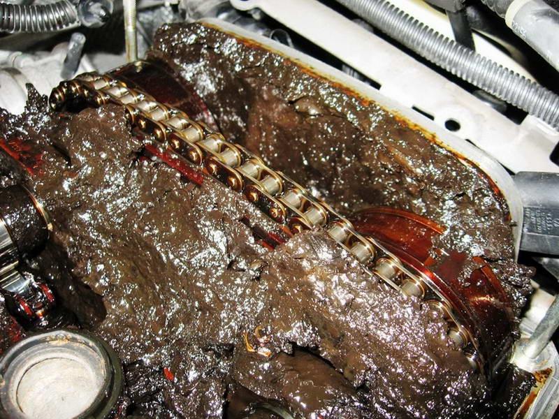 Зачем нужна промывка двигателя